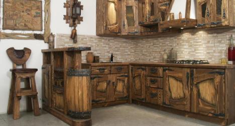 Дерев'яна яні ексклюзивні меблі