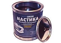 Мастика для авто Butyplast Украина. Каучуковая мастика
