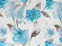 Мебельная обивочная ткань Принт Бегония 242 (Begonia 242)