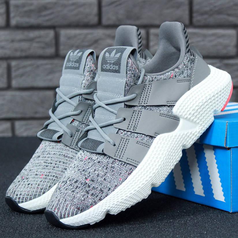 Adidas Prophere Grey White (реплика)