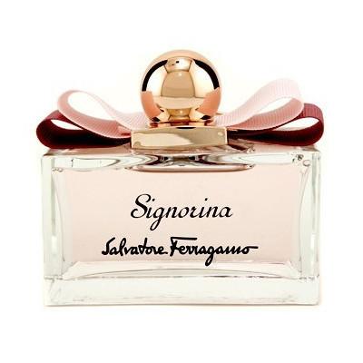Salvatore Ferragamo Signorina Eau de Parfum (Сальваторе Феррагамо Сигнорина), парфюмированная вода, 100 ml копия