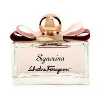 Salvatore Ferragamo Signorina Eau de Parfum (Сальваторе Феррагамо Сигнорина), парфюмированная вода, 100 ml
