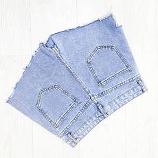 Шорты джинсовые - 534-659, фото 3