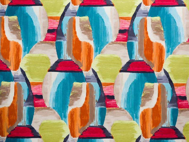 Мебельная обивочная ткань Принт Акацыя 275 (Akasya 275)
