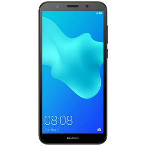 Смартфон HUAWEI Y6 2018 Dual Sim (black), фото 2