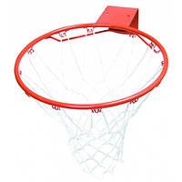 Баскетбольное кольцо с сеткой Select