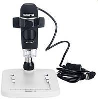 Цифровой микроскоп SIGETA Expert 10-300x 5.0Mpx, фото 1