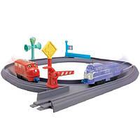 Железная дорога Чаггингтон  Стартовый набор  Chuggington LC54207