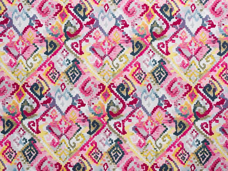 Мебельная обивочная ткань Принт Акацыя 283 ( Akasya 283 )