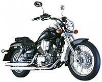 Мотоцикл LF250-B