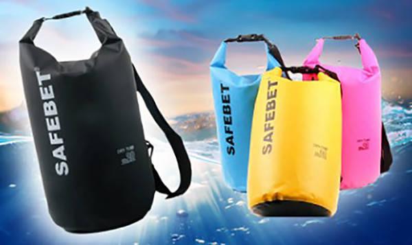 Водонепроницаемый мешок для вещей Safebet (10 л), фото 2