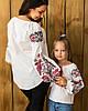 Вышиванка для девочки с стиле бохо Жарптица, фото 4