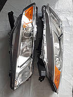 Фара левая HO2502155 33150TP6A21 Honda Crosstour 2013-15 Лицензия, БУ