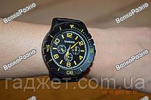 Мужские жёлтые часы SANEESI, фото 3