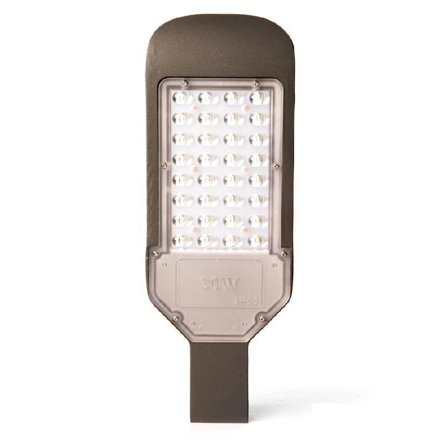 LED-світильник вуличний ЕВРОСВЕТ 30Вт 6400К SKYHIGH-30-04 2700Лм