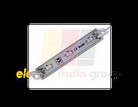 # 94 MTK-5730-3Led-W-1,5W Светодиодный модуль (smd5730 3шт, 66 мм)