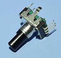 Энкодер c кнопкой EC12E20-24P24C-SW  SR Passives