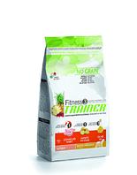 TRAINER FITNESS3 ADULT MEDIUM & MAXIWith Rabbit Potatoes Oil для собак средних и крупных пород, 3 кг