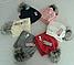 Комплект для девочки зимний м 6113, р3-12 лет разные цвета, фото 4