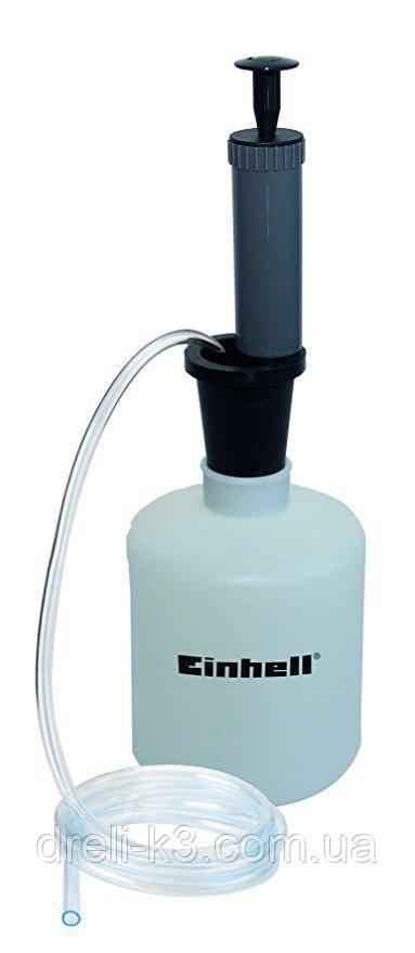 Ручной насос для откачки масла и бензина Einhell