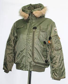 """Куртка для мальчика подростка """"Пилот"""""""