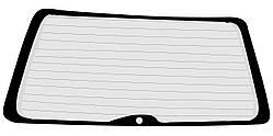 Заднее стекло XYG на ляду для VW (Фольксваген) Caddy (04-)