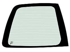 Заднее стекло XYG левая половина для VW (Фольксваген) Caddy (04-)