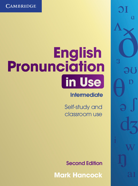 English Pronunciation in Use 2nd Edition Intermediate with answers