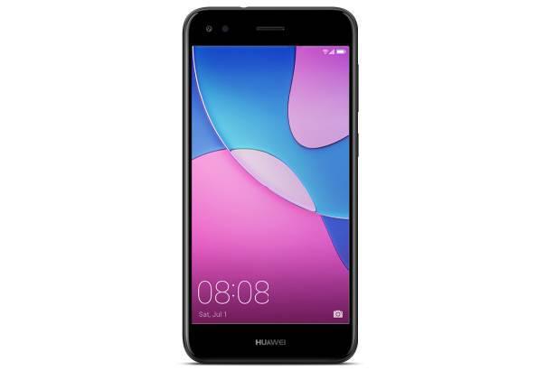 """Смартфон в металлическом корпусе со сканером отпечатка пальца 5"""" 4 ядра 2/16Gb Huawei Nova Lite 2017 чёрный"""