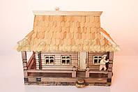 Шкатулка - Домик карпатский , фото 1