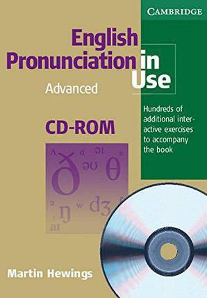 Установчий диск English Pronunciation in Use Advanced CD-ROM , фото 2