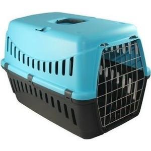 Переноска GIPSY 1 Small 44x28,5x29,5 см - для собак и кошек с металической дверцей (3 цвета)