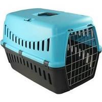 Переноска GIPSY 1 Small 44x28,5x29,5 см - для собак и кошек с металической дверцей (3 цвета), фото 1