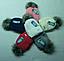 Комплект детский зимний м 7087 разные цвета, фото 2