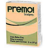 Пластика Premo, Бежевая, 57г, Sculpey, 50015092