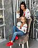 Вишиванка для дівчинки в стилі бохо Розочка, фото 5