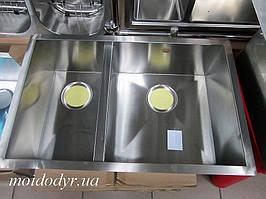 Мойка подстольного монтажа Cooke & Lewis Cajal 1.5 bowl из нержавеющей стали
