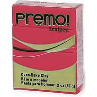 Пластика Premo, Гранатовая, 57г, Sculpey, 50015026