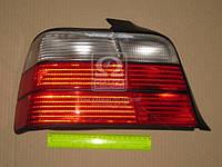 Фонарь зад. лев. Sdn красно-бел. BMW 3 E36 90-99