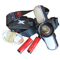 Налобный фонарь BL-W626-T6