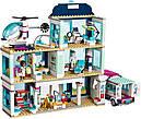 """Конструктор Bela 10761(Lego Friends 41318) """"Клиника Хартлейк Сити""""  887 дет, фото 3"""