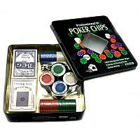 Набор для покера №100т2