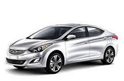 Фаркопы - Hyundai Elantra