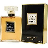 Coco Chanel (духи Коко Шанель), женская парфюмированная вода, 100 ml