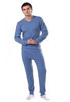 Тёплое нательное бельё мужское 100 % хлопок зимнее нательное термобелье