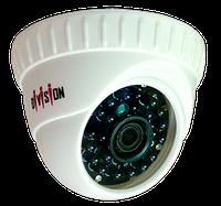 Видеокамера 2,43 МП купольная внутренняя DI-225IR24HS AHD / HDCVI / HDTVI / Аналог