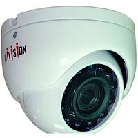 Видеокамера 2,43МП купольная уличн / внутр DE-225IR12HS AHD / HDCVI / HDTVI / Analog