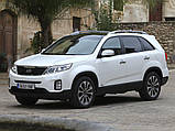 Автомобильные коврики Kia Sorento II (XM) 2012-2014 Stingray, фото 10