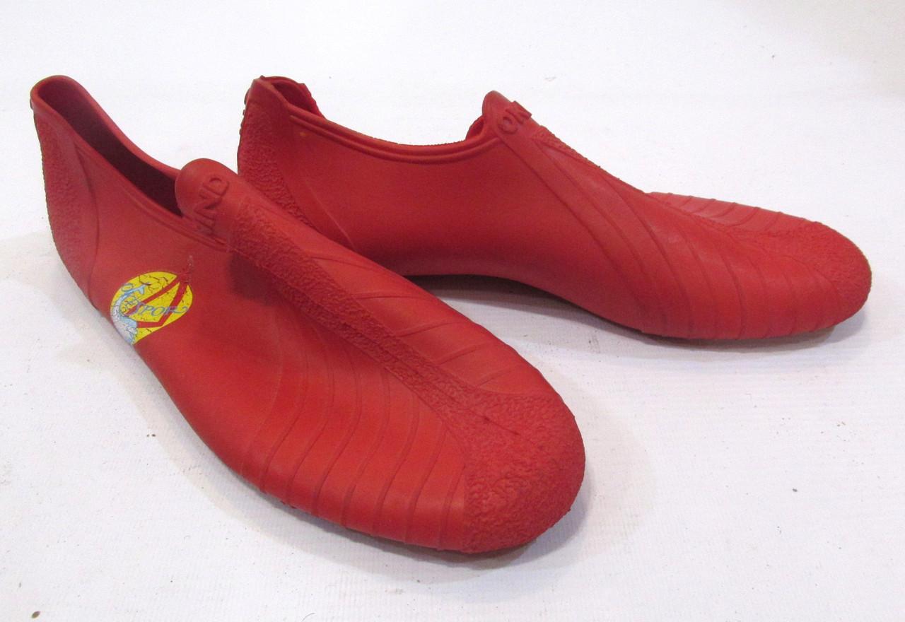 Тапочки пляжные Okespor, 37-38, (23.5 см) Made in France, резиновые, О