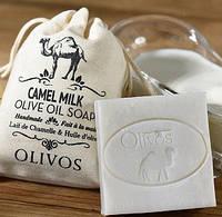 Оливковое мыло Верблюжье молоко Турция 150 гр